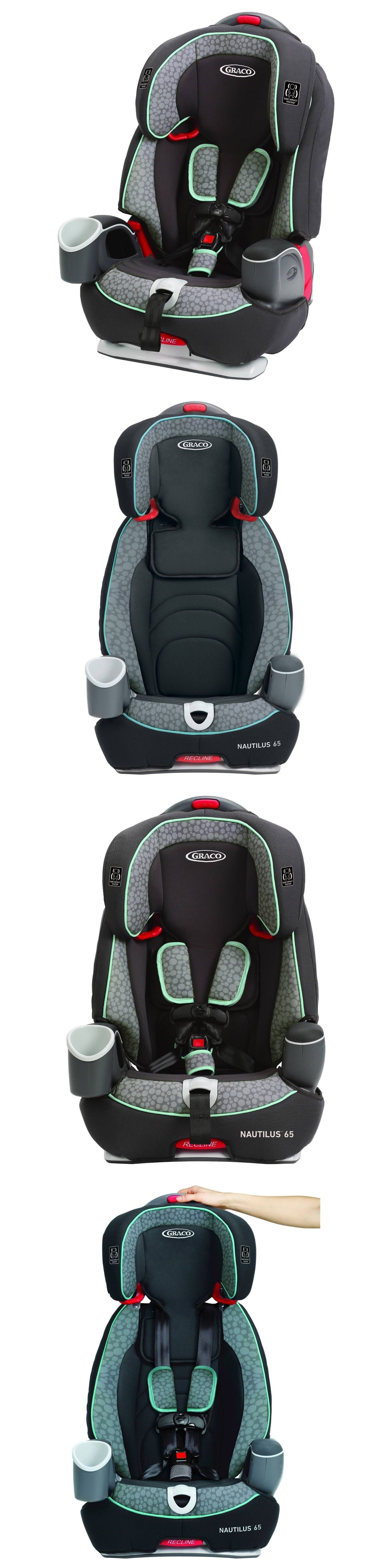 Convertible Car Seat 5 40lbs 66695 New Graco Nautilus 65 Baby Children Toddler Booster Harness