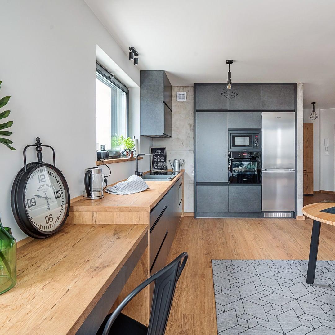 Polubienia 41 Komentarze 6 Cala Kuchnia W Jednym Miejscu Maxkuchnie Na Instagramie Pomimo Niewielkiego Metrazu Dzieki Polacz Home Decor Kitchen Home