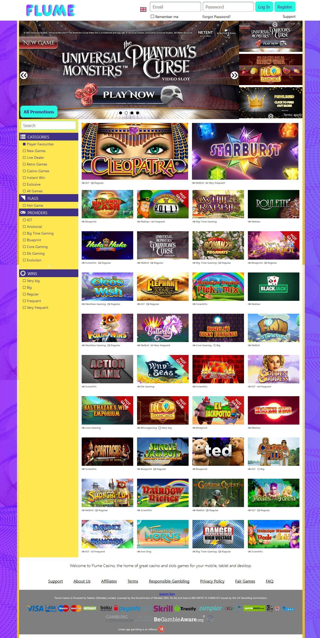 промокоды онлайн казино 2021