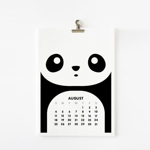 Pandas are great planners.