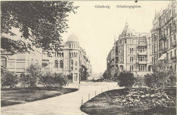 Götabergsgatan förr