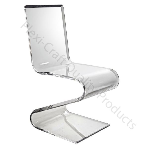 Why So Much Plexi Craft Chair Bevel