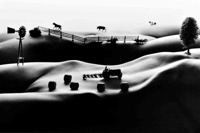 Farmlands by Allan Teger, Photography, 28x32