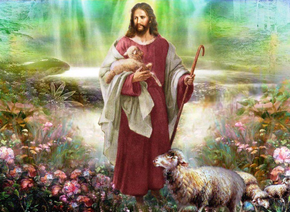 Анимационные библейские картинки