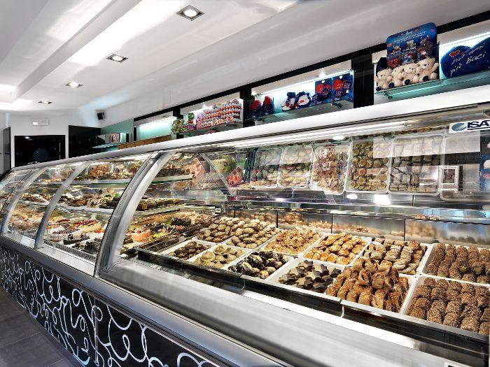 Arredamento paninoteca ~ Realizzazioni isa arredamento bar gelaterie pasticcerie