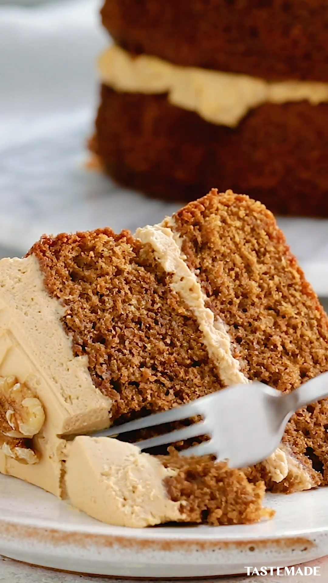 Best-Ever Coffee Layer Cake