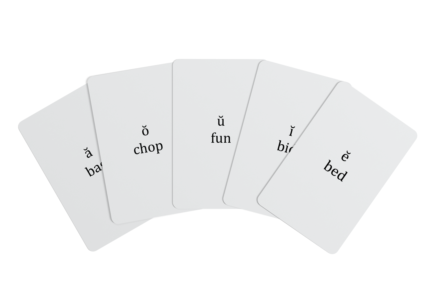 Go Fish For Short Vowels Supports Beginning Readers