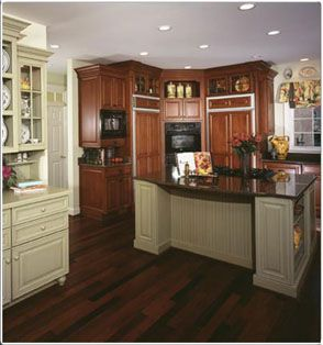 Cwp Two Tone Custom Kitchen Cabinets Center Island Quartz Stunning Custom Kitchen Cabinets Inspiration Design