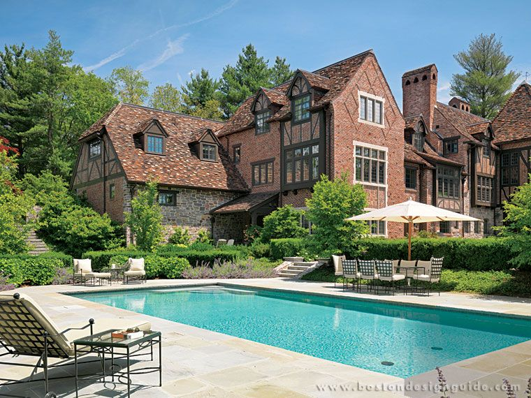Dan K. Gordon Landscape Architects | Luxury Landscape in Wellesley, MA | Boston Design Guide