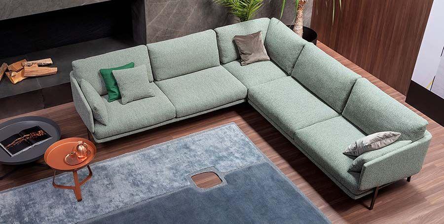 Modern Sectional Sofa Structure Living Room Design Modern