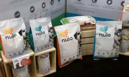 Nulo at Expo West  www.nulo.com