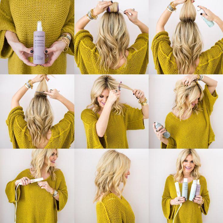 Hair Tutorial: How I Tease My Hair