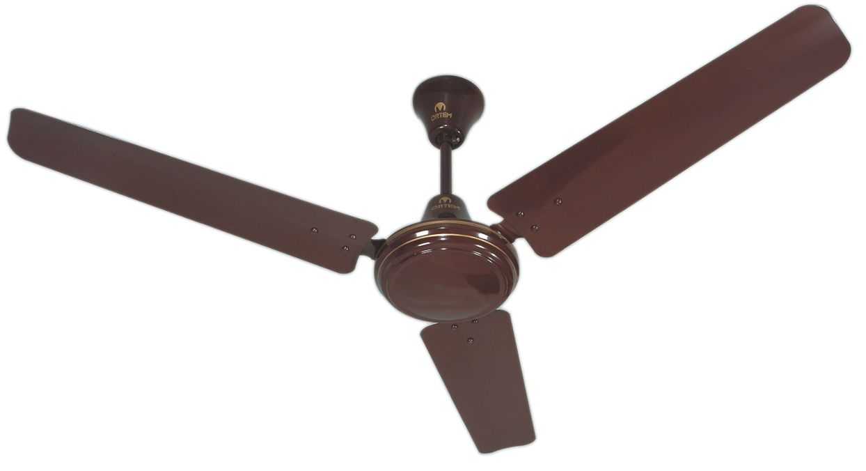 Metro Ortem Ltd Is A Best Ceiling Fan Manufacturer In India The