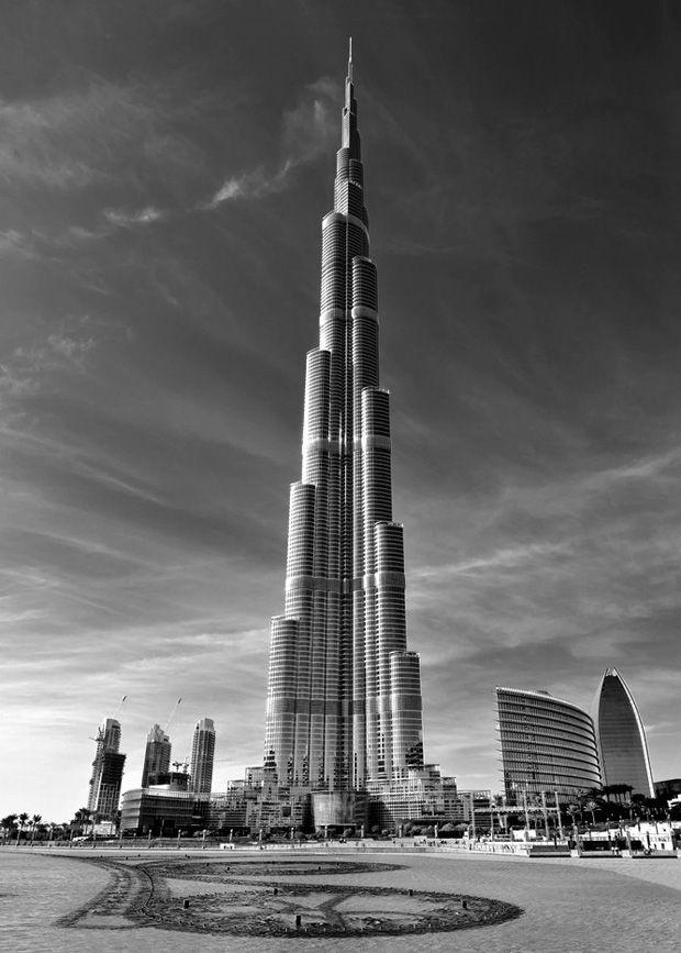 Burj Khalifa, Dubai, Emirados Árabes Unidos