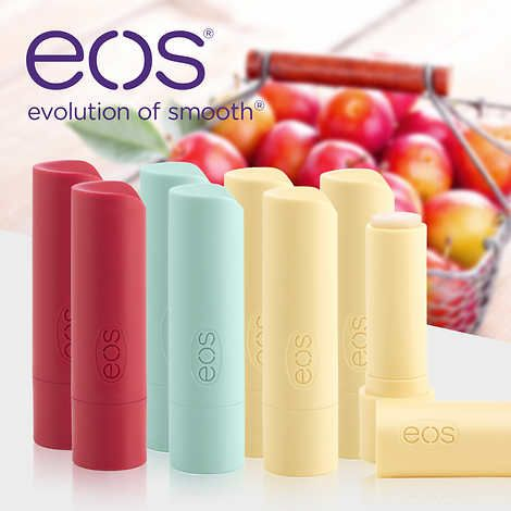 Eos Organic Smooth Lip Balm 8 Stick Pack Costco In 2019