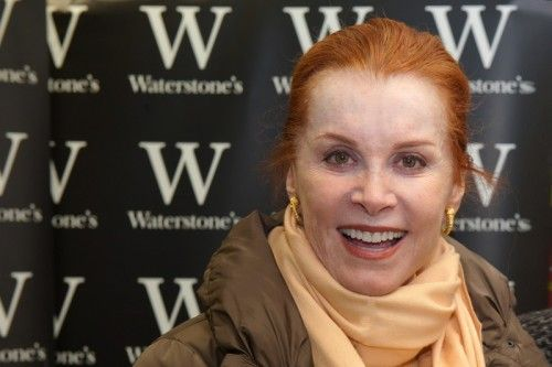Stefanie Powers as she looks these days...she is 70 now ...