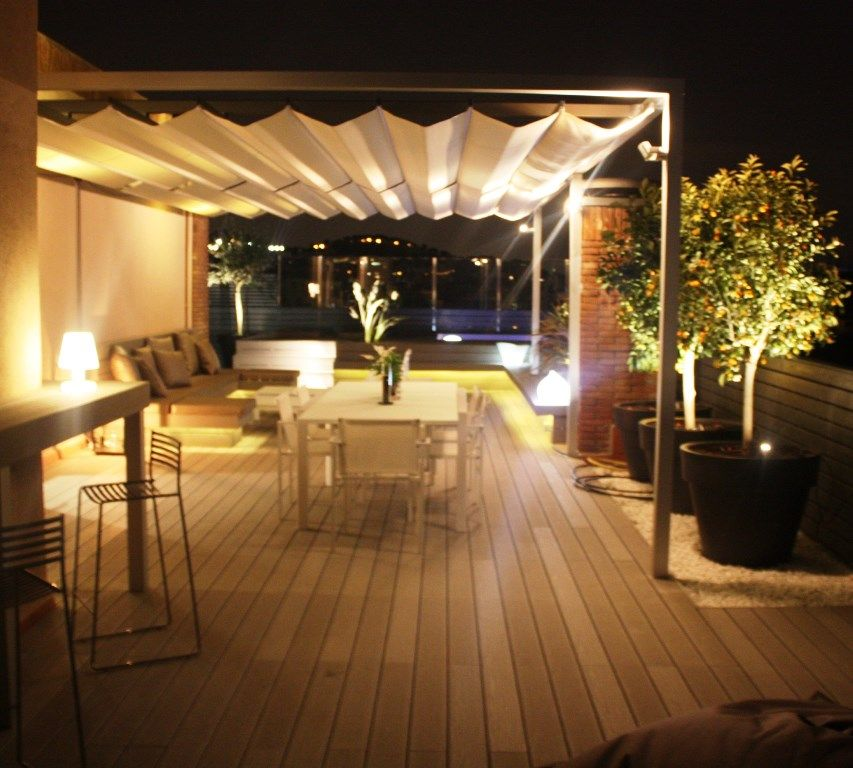 Diseño Terrazas, Diseño Exteriores, Decoración Exteriores Terrazas