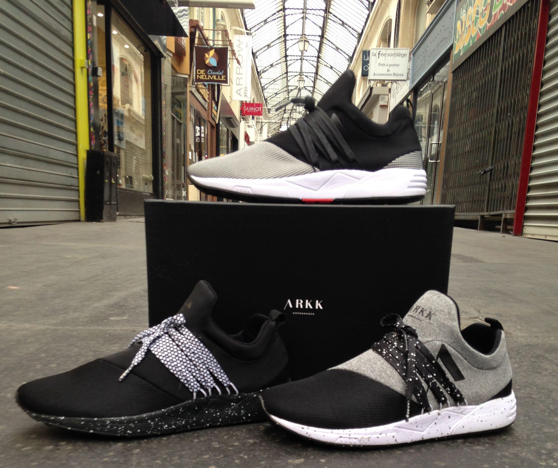 finest selection 6c59e 7b6fc     NOUVEAUTE PARANO SHOES     Découvrez en exclusivité les sneakers de la  marque ARKK Copenhagen qui débarque chez Parano Shoes - Passage Subé à Reims
