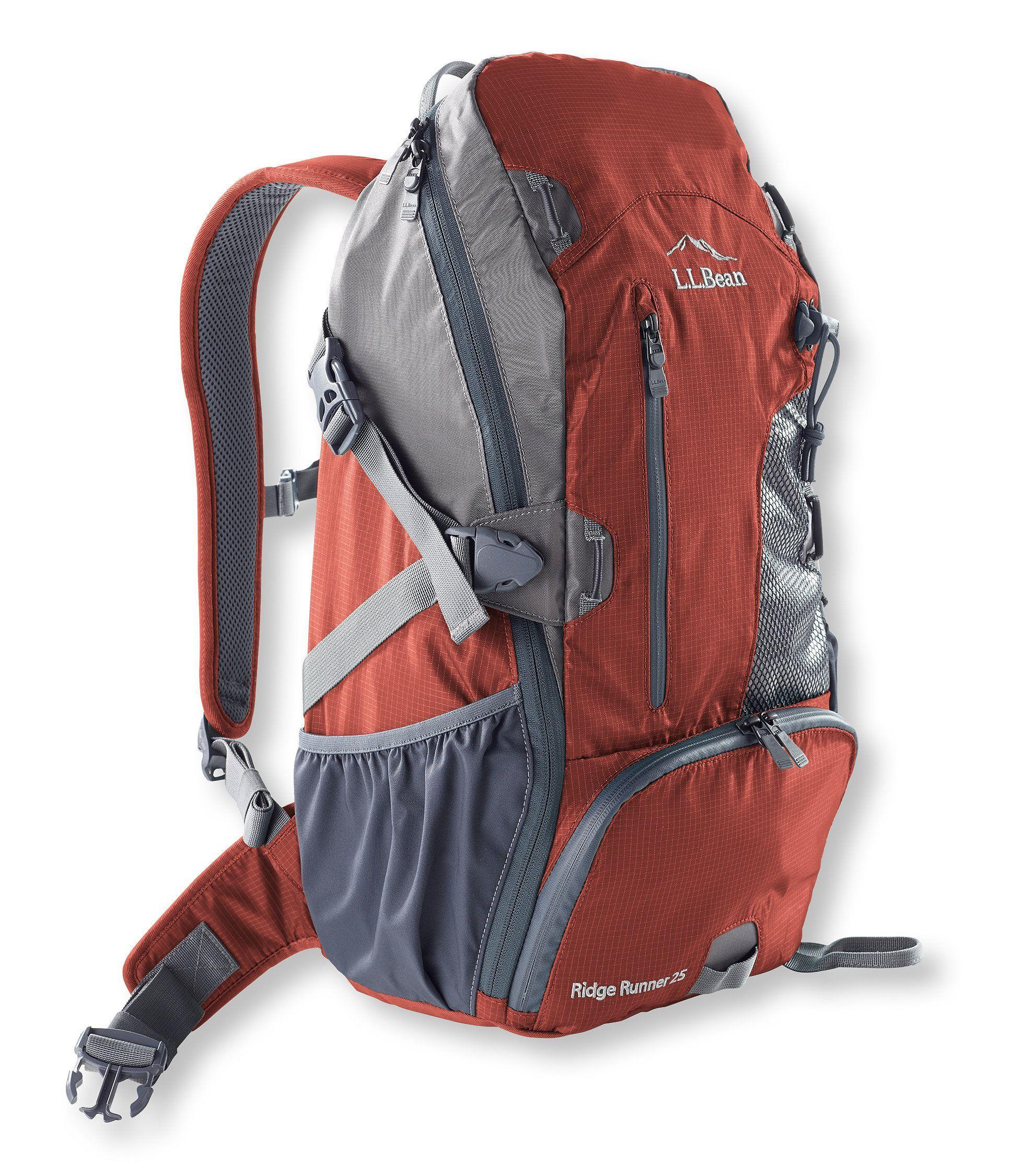 Ridge Runner 25 Day Pack Hiking gear, Backpacking gear