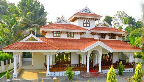 Kerala Themed House Design Kerala House Design Village House