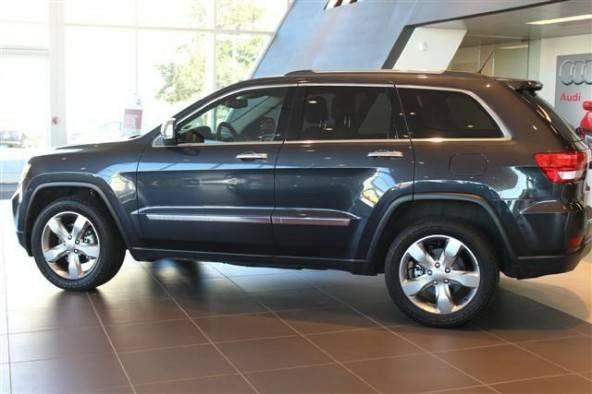 2012 Jeep Grand Cherokee SUV Overland - $30395 (Arlington ...