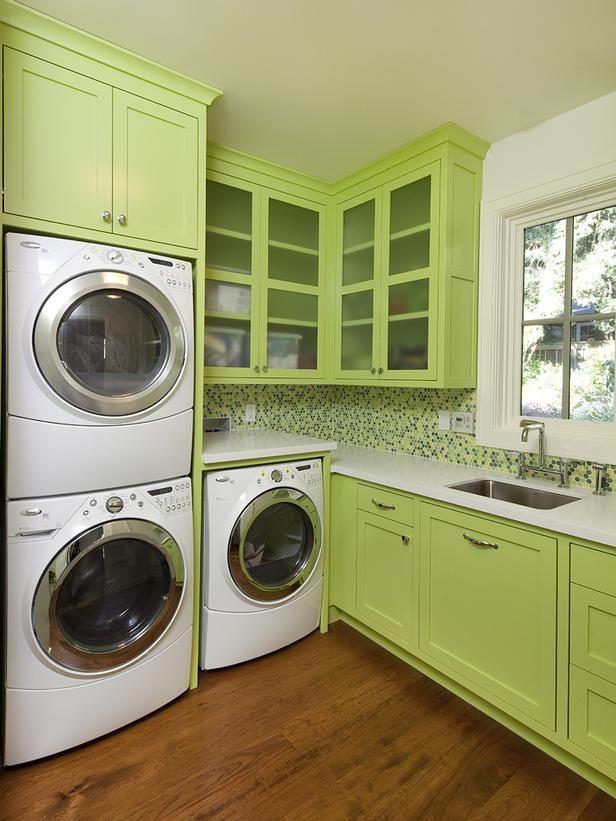 Marvelous 10 Chic Laundry Room Decorating Ideas