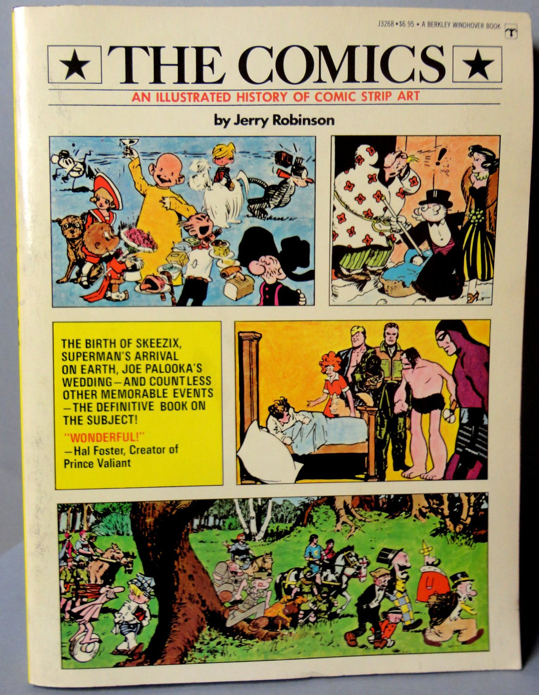 The Comics History Of Comic Strips Popeye Tarzan Buck Rogers
