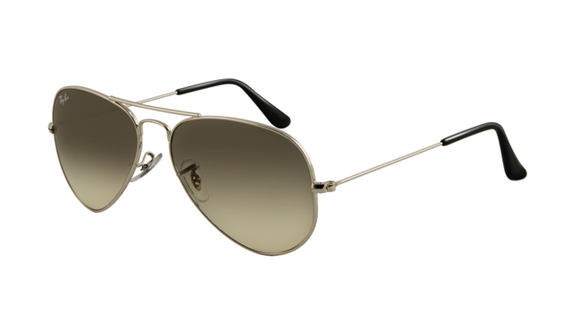ray ban rb3025 iconic aviator sunglasses  ray ban rb3025 aviator sunglasses gunmetal frame crystal gray gr