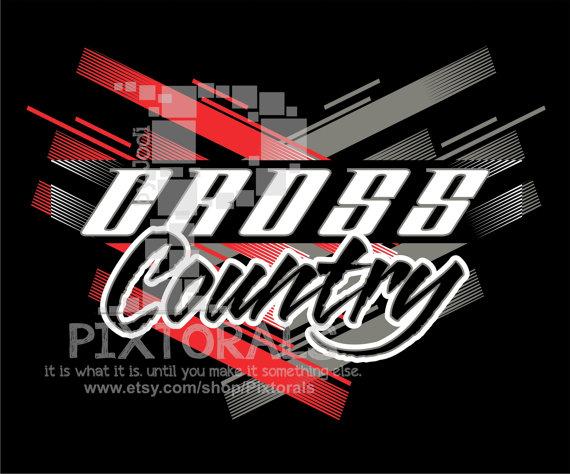 Cross Country Design Pdf Eps Svg Jpeg Png T Shirt Etsy Cross Country Shirts Designs Cross Country Shirts Cross Country