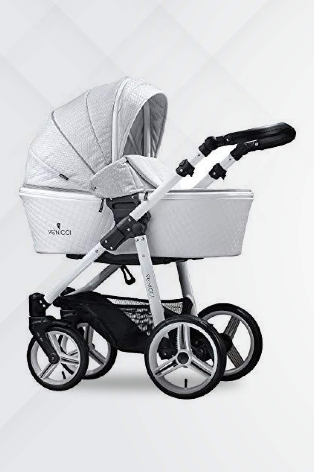 Venicci Pure Stroller with Stroller, Travel