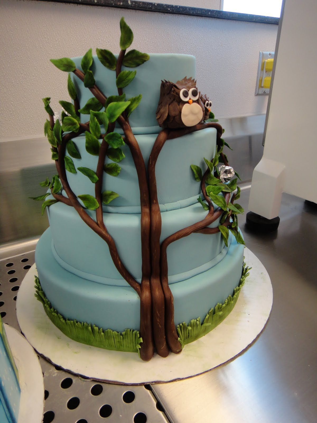 The Wedding Cake Class   Cake classes, Cake, Cake art