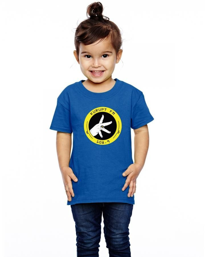 Kurupt Fm Throw Up Your K S Toddler T Shirt Products Pinterest