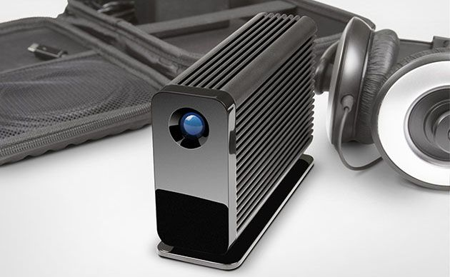 Lacie S Hyper Fast 1tb Thunderbolt 2 Disk Now On Sale For 1 300 External Hard Drive External Storage Portable Storage