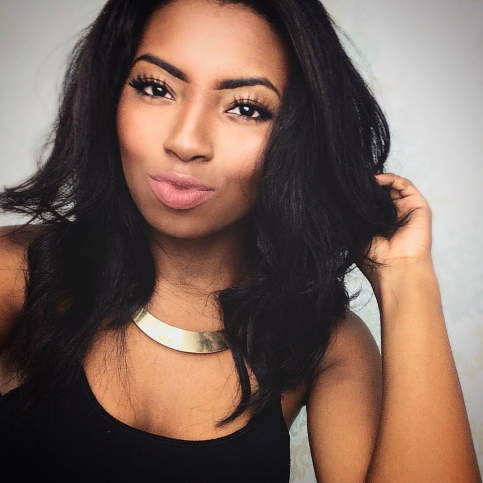 Makeup Ideas Black Women Haircolor Camila