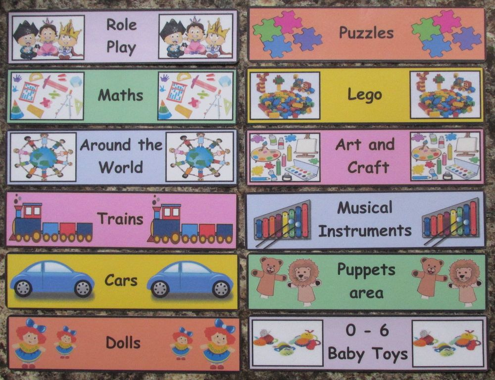 36 Activity cards Ideal for Pre-Schools DELUXE Childminders Activities Board