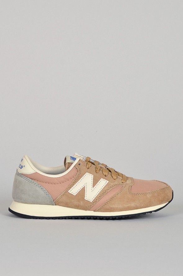new balance camel 420 trainers