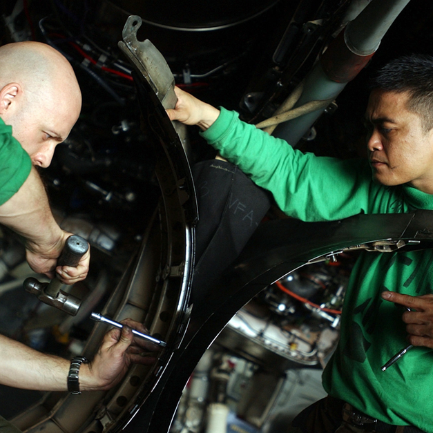 Everything You've Ever Wanted to Know About Aviation Maintenance Training - AIM Schools