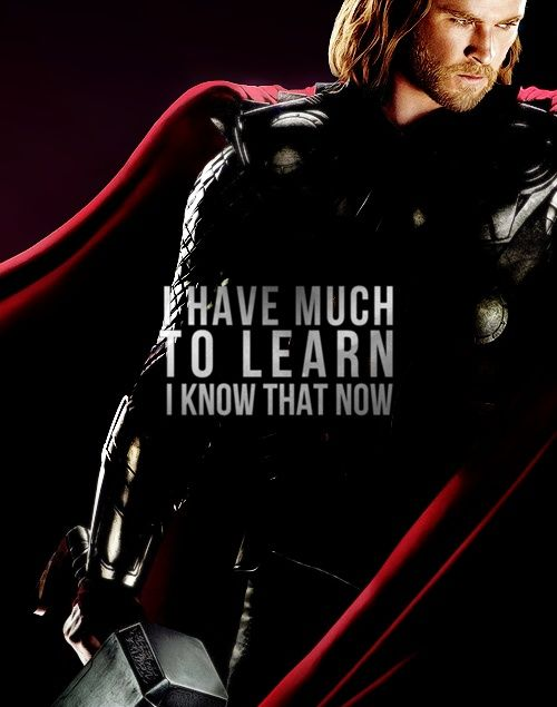 Pin by Pokmuel on Marvel Quotes Thor quotes, Marvel