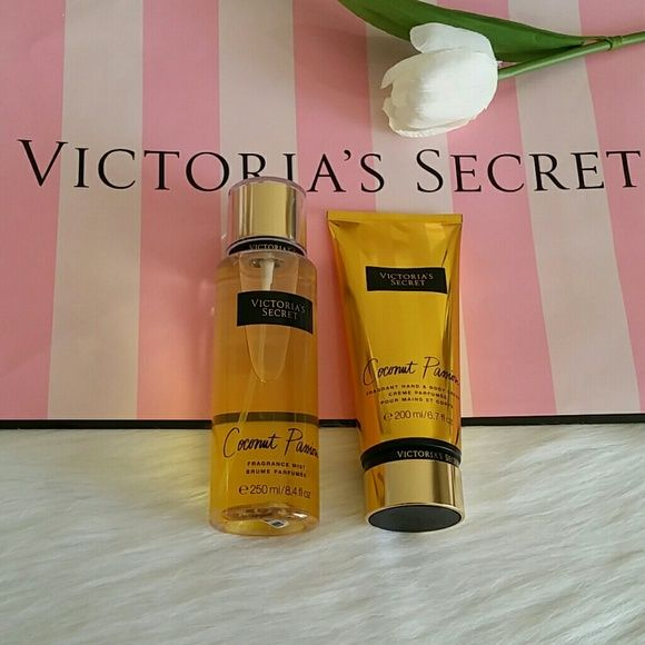 VICTORIA SECRET BODY MIST & PARFUM LOTION. NWT Brand new Victoria secret body mist & fragrant hand and body cream. Parfum mist 250 ml Parfum lotion 200 ml Smoke and pet free home  Have a blessed day. Victoria's Secret Other