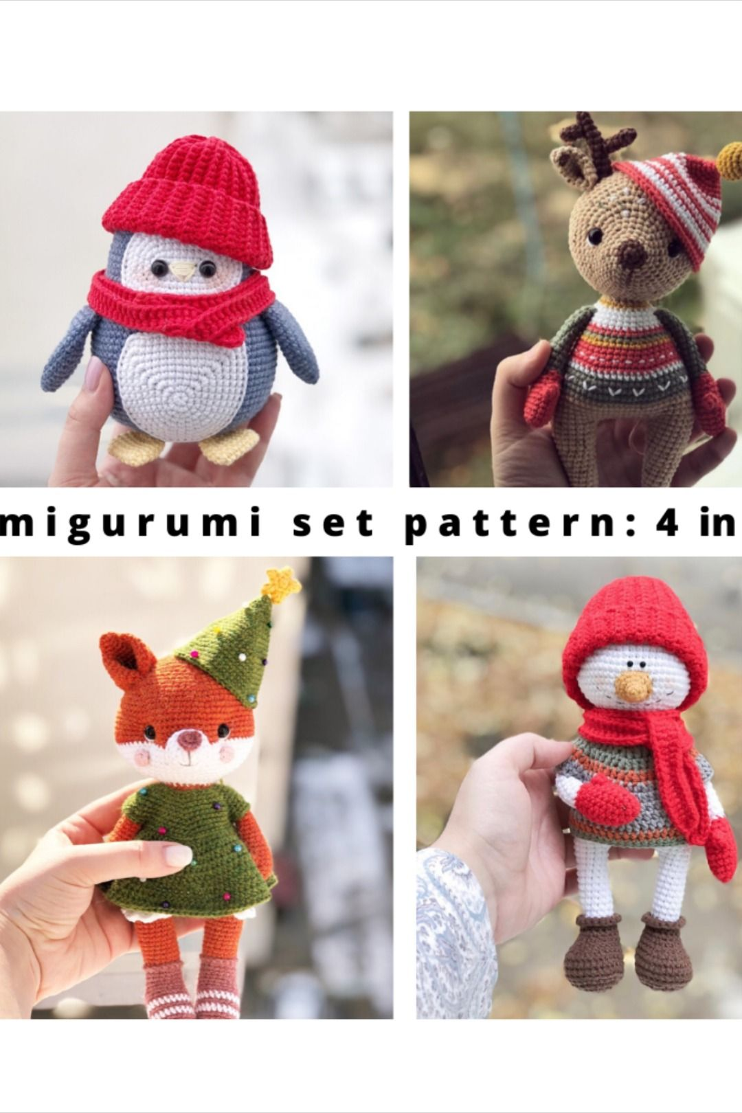 How to Crochet: Amigurumi Basics : 6 Steps (with Pictures) - Instructables | 1620x1080