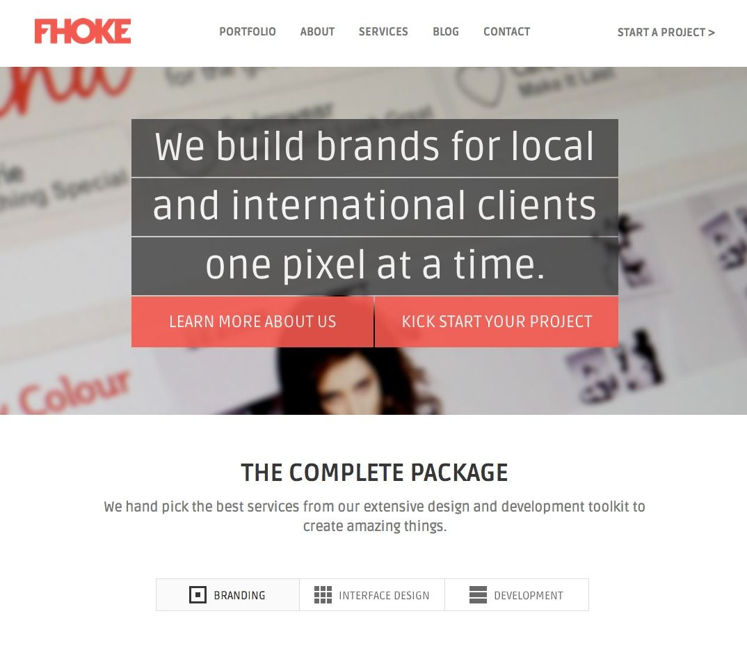 Http Www Fhoke Com Uk Creative Web Design Web Design Web Design Inspiration