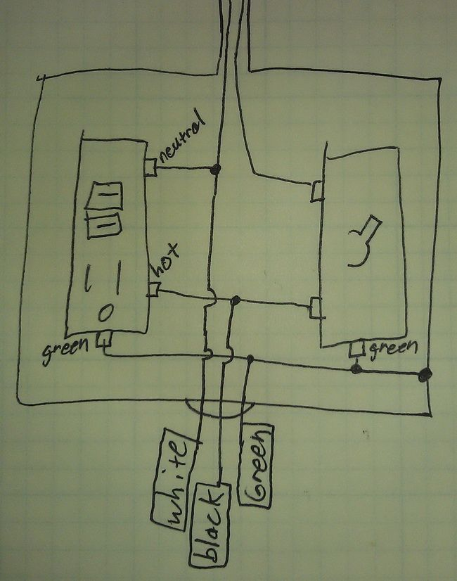 Superb Wiring Schematic For Building The Usb Lamp Combo Build Usb Lamp Wiring Cloud Hisonuggs Outletorg