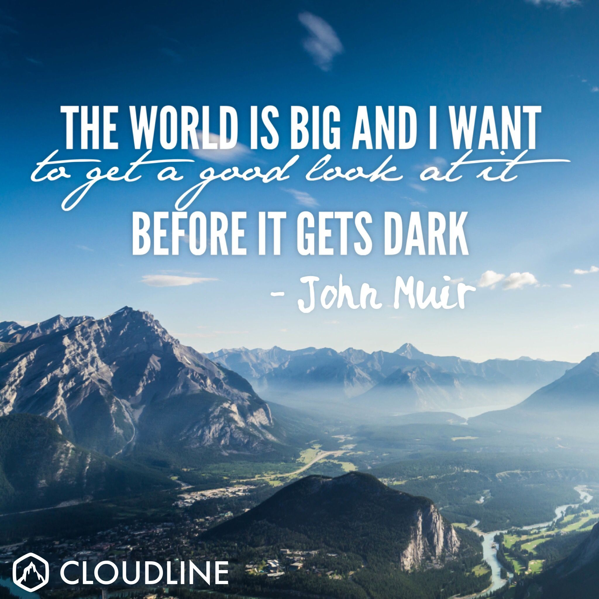 5 John Muir Quotes That Will Make You Want To Go Hiking