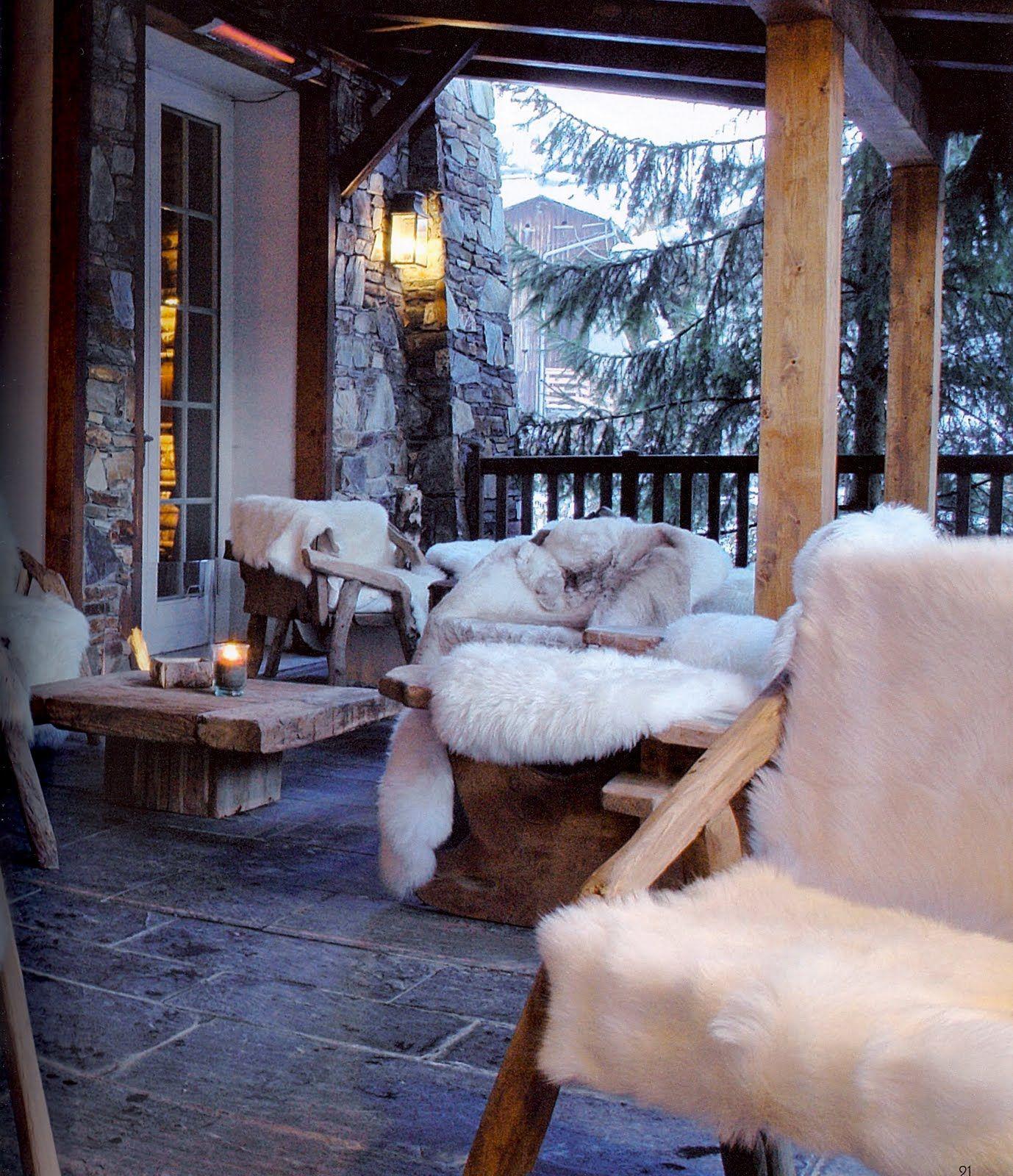 Уютные картинки зима дома