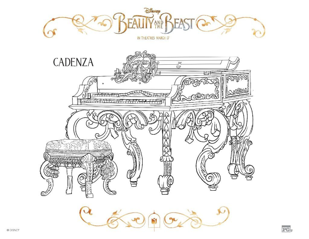 Beauty And The Beast Coloring Sheets With Ashley And Company Disney Beauty And The Beast Coloring Pages Disney Coloring Pages