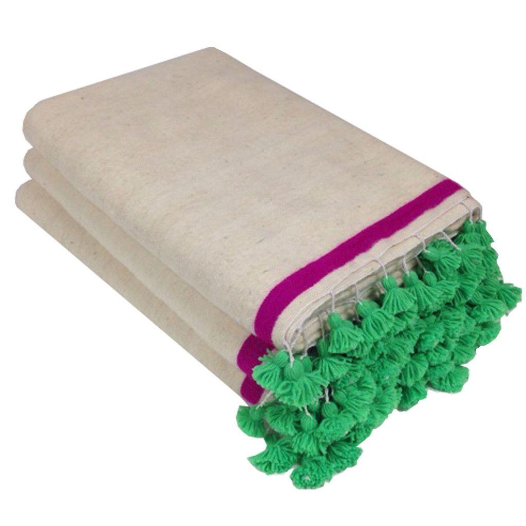 Kalman Pom Blanket