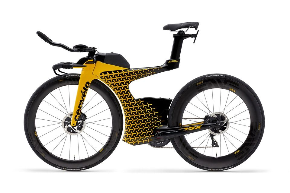 Lamborghini Cervelo Collaborate On Special P5x Super Bike
