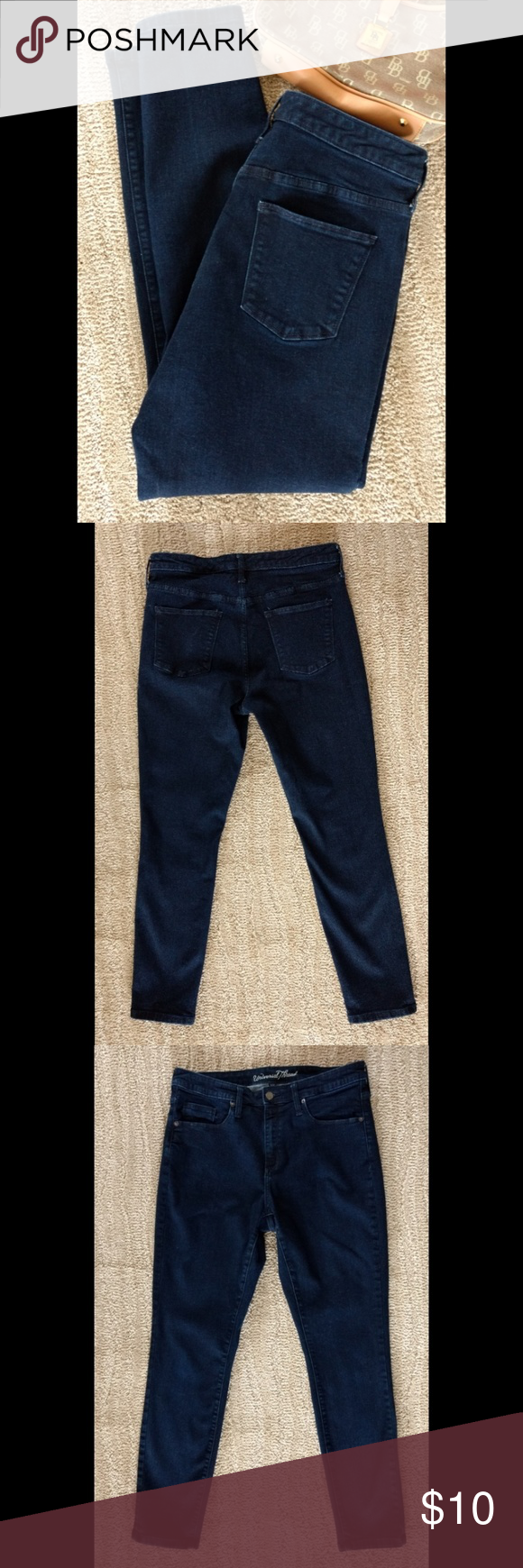 f4c3983fc3920c Universal Thread High Rise Skinny Jeans Size 14 Universal Thread high rise stretch  skinny jeans.