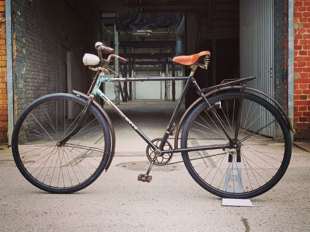Move Herrenfahrrad Oldtimer Vintage Velo Oldtimer Fahrrad Model 10