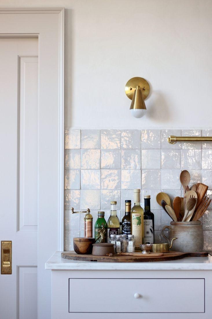 - Cle Tile Zellige Tile Backsplash In Jersey Ice Cream Co's Kitchen
